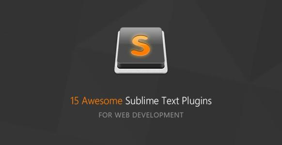 sublime text常用插件